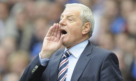Former manager Walter Smith has confirmed he plans to take the lead in a new bid to buy Rangers Football Club (Reuters)