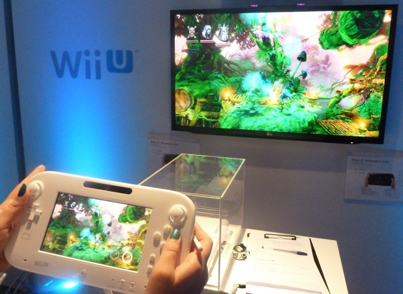 trine 2 wii u games console launch review