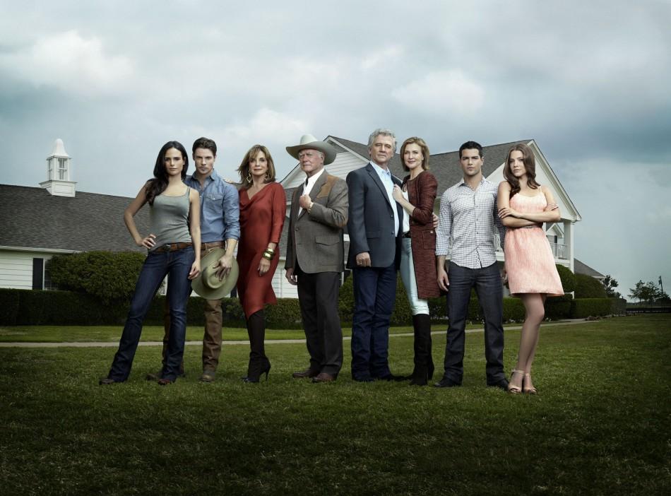 Cast assembles for reboot of Dallas