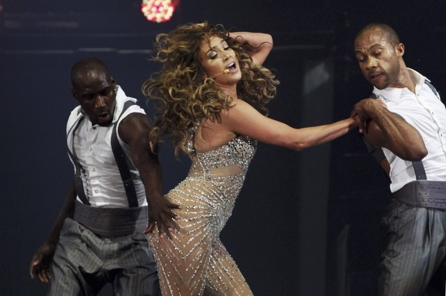 Jennifer Lopez Dance Again World Tour