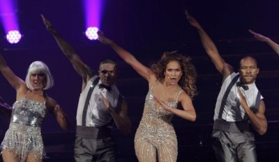 Jennifer Lopez Dance Again World Tour