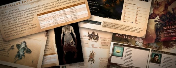 Diablo III 3 Official Strategy Guide ipad digital edition