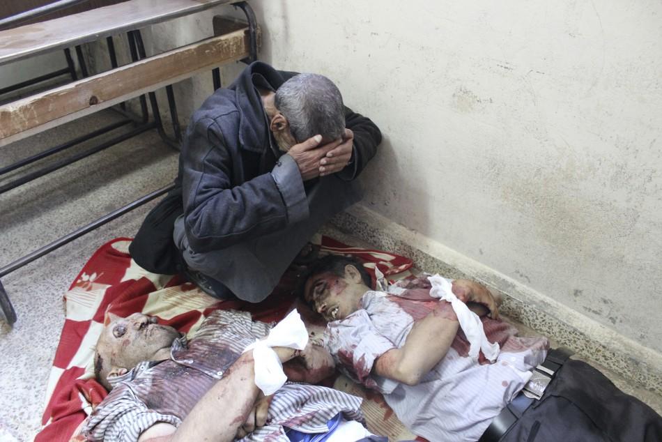 Syria violence