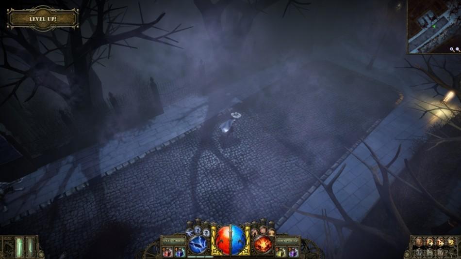 The Incredible Adventures of Van Helsing First-ever Screenshots
