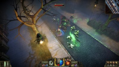 The Incredible Adventures of Van Helsing First-ever Screenshots