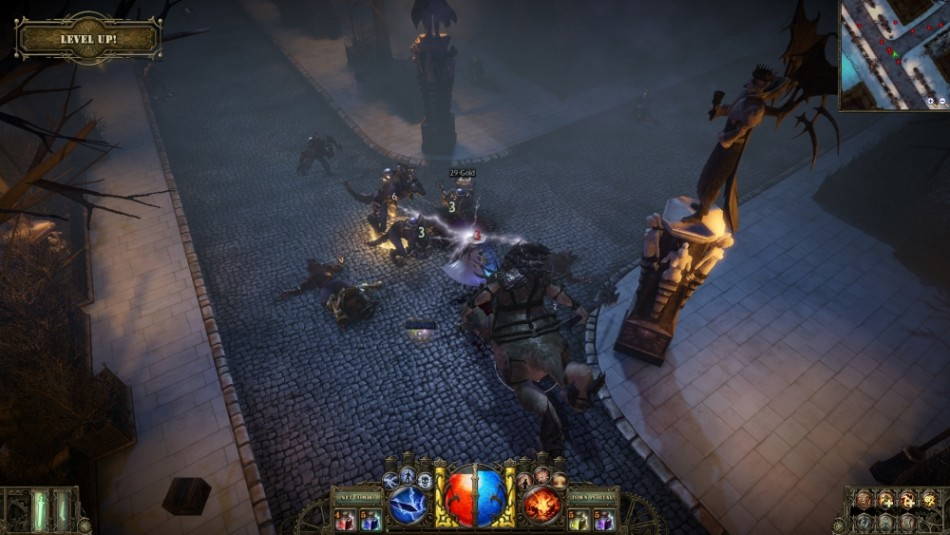 The Incredible Adventures of Van Helsing: First-ever Screenshots