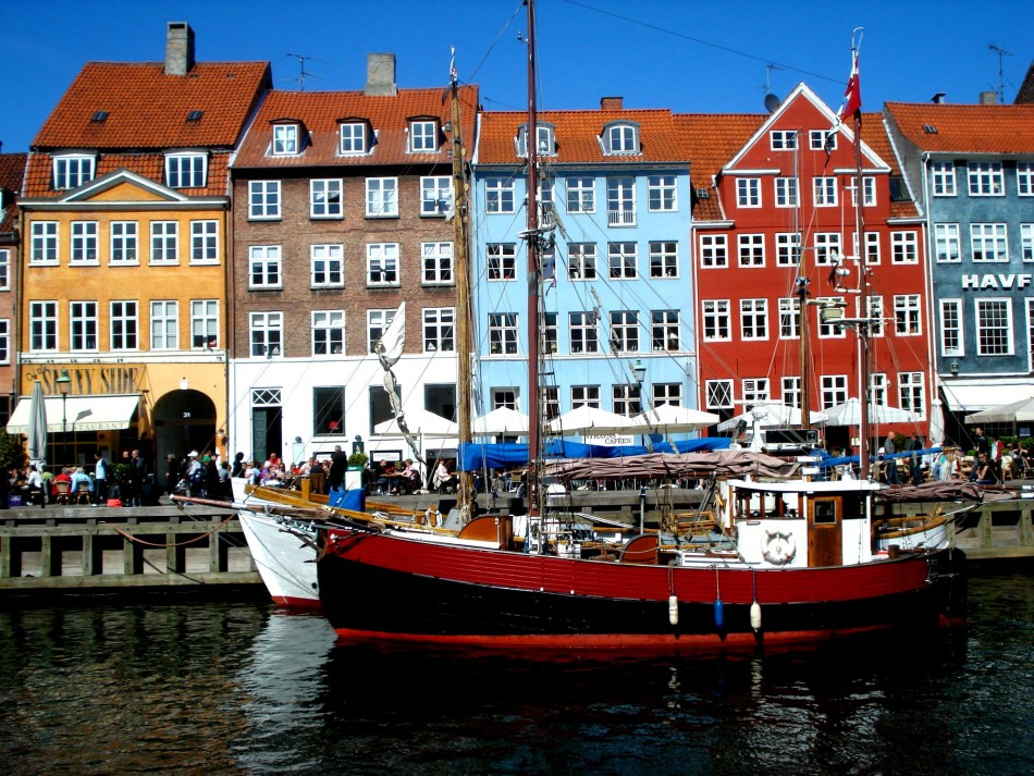 2. Denmark (tied for 2nd)