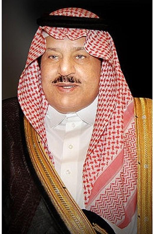 Saudi Arabia's Crown Prince Nayef bin Abdul Aziz Al Saud