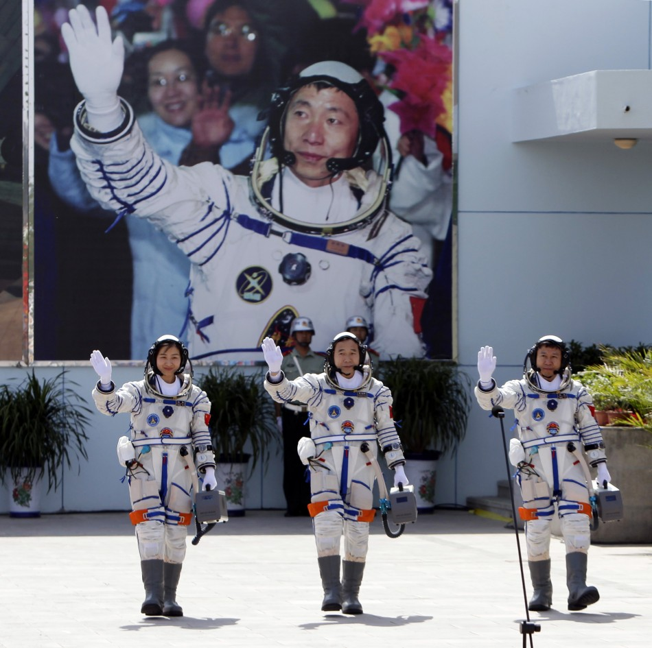 chinese astronauts are called what - photo #11