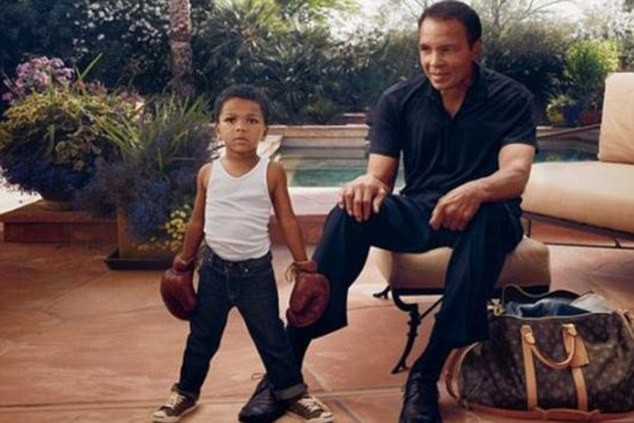 Muhammad Ali Is the New Face Louis Vuitton Core Values Campaign
