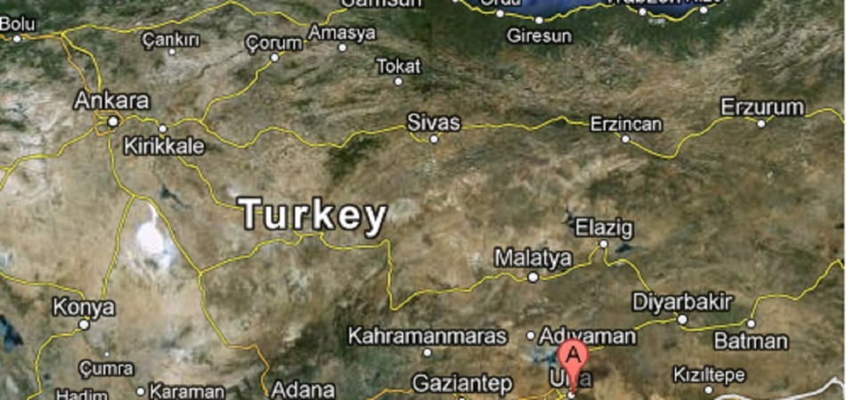 Turkey Prison  Fire