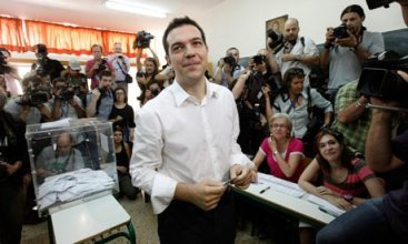 Tsipras Voting 6/17/12