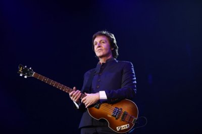 Paul McCartney at 70