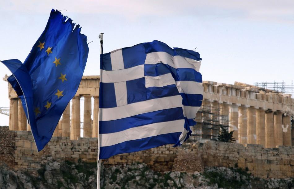 Greece flag EU