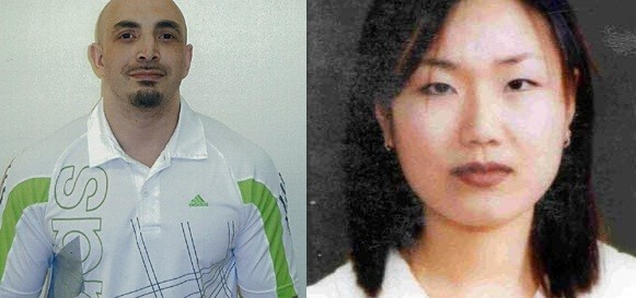 Omar Benguit was jailed for the murder of Jong-Ok Shin, known as Oki, in 2005. (Dorset Police)