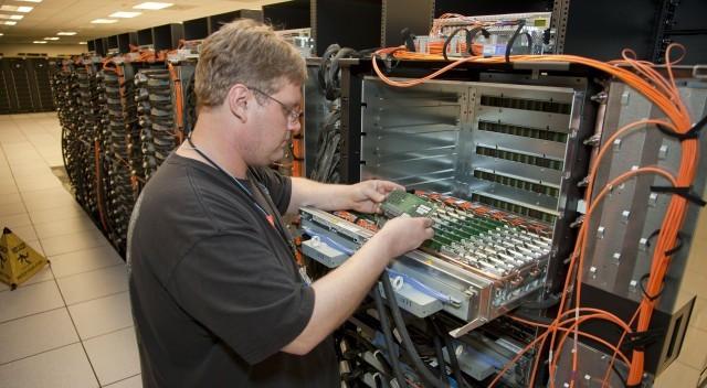 Sequoia Supercomputer