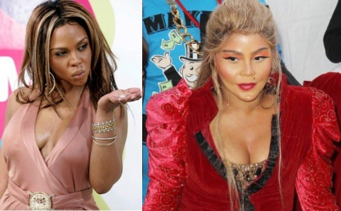 Is Lil Kim S New Face The Result Of Botched Cosmetic Surgery