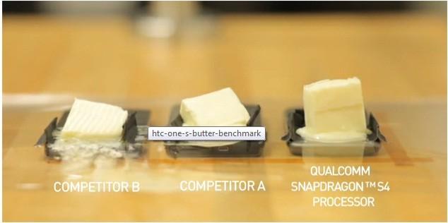 Snapdragon S4 dual-core processor