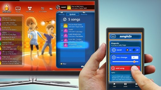 Microsoft Reveals First Xbox Smart Glass Title: A Closer Look At How The New Feature Works With Windows Phone 7 [VIDEO]