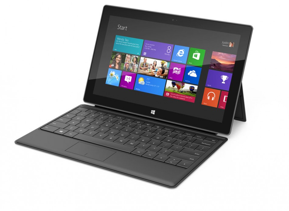 Surface for Windows 8