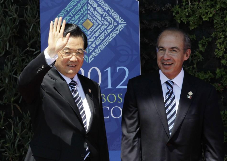 China at G20