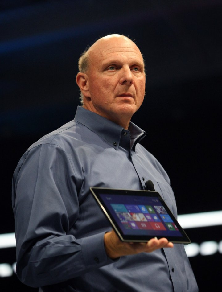 Microsoft Surface Tablet Price Hinted By Steve Ballmer; Rumors Indicated Lower Cost For Windows RT Device