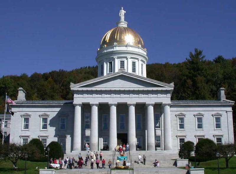 3. Vermont
