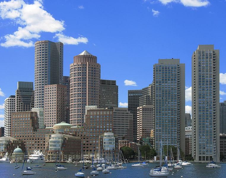 1. Massachusetts