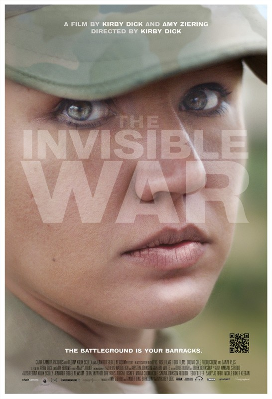 The Invisible War explores the controversial subject of rape in the US armed forces