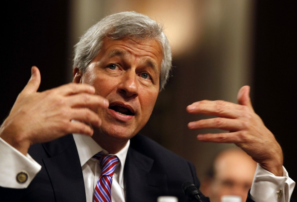 Jamie Dimon CEO JP Morgan JPM