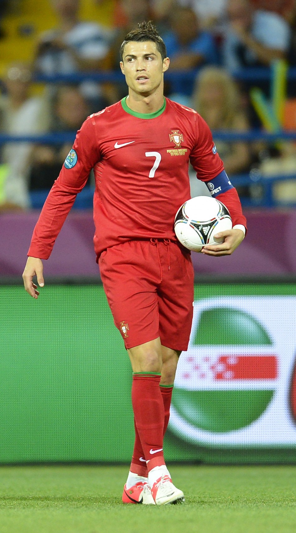 Euro 2012: Cristiano Ronaldo Tops Forbes Highest Paid ...