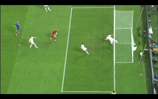 Ghost goal Euro 2012