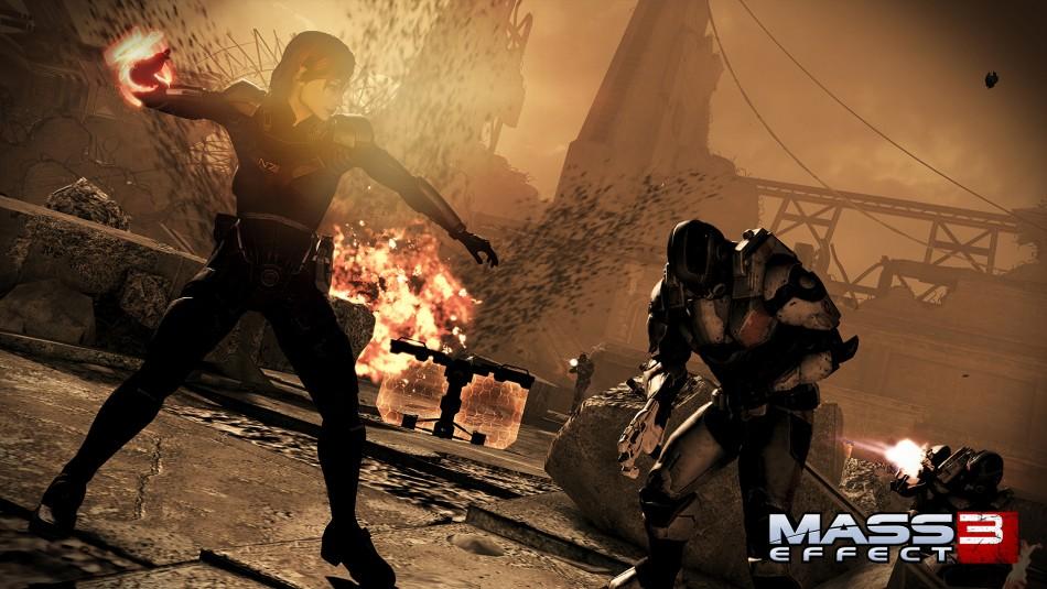 'Mass Effect 3' Ending