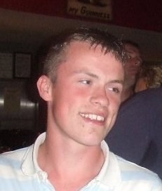 Ireland fan James Nolan has been missing since 17 June (Twitter)