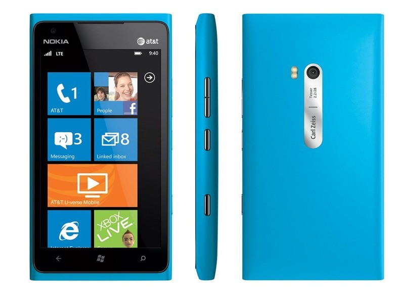 Nokia Lumia 900 Windows Phone 8
