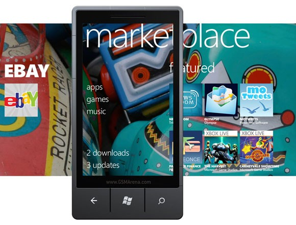 Windows Phone 8 Marketplace