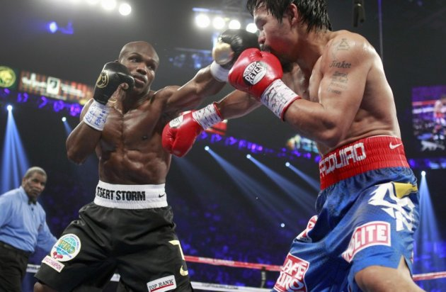 The WBO has ordered a rematch between Manny Pacquiao and Timothy Bradley.