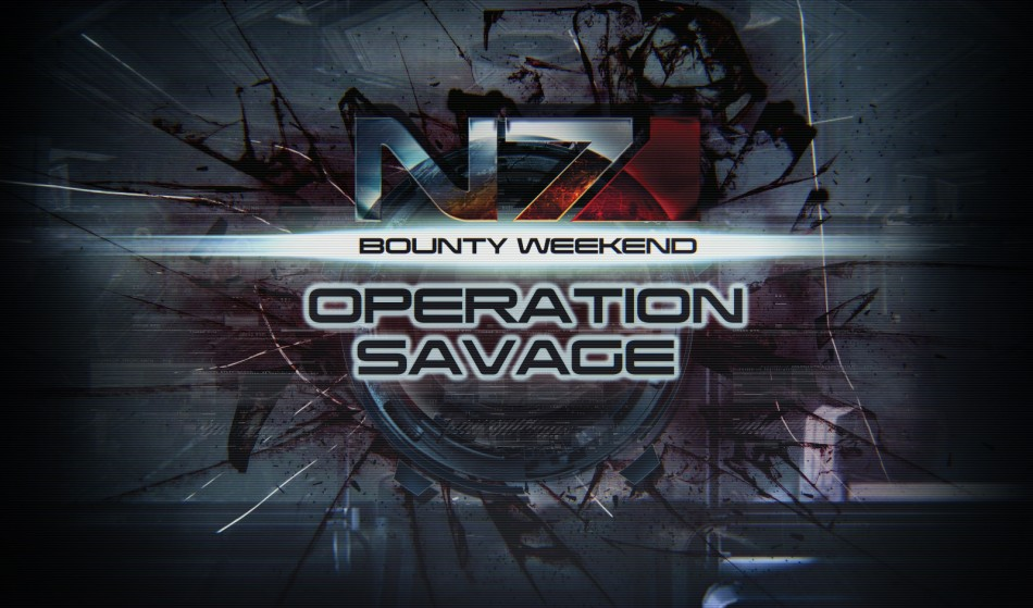 Mass Effect 3: Operation Savage N7 Multiplayer Weekend