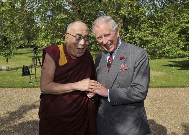 When a Spiritual Leader Met the Prince
