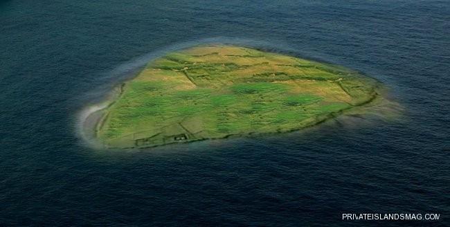 John Lennon's Dorinish Island
