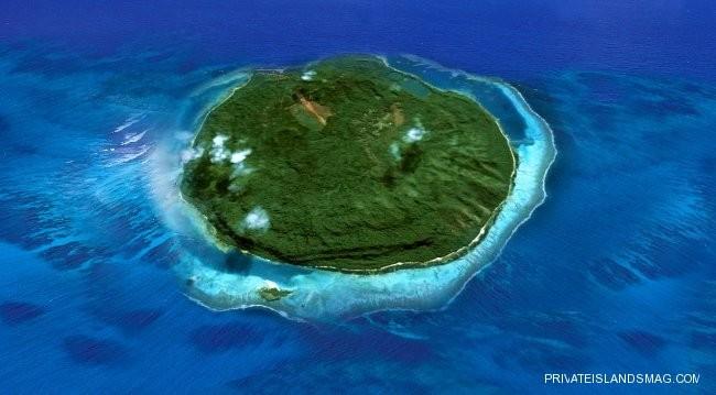 Mel Gibson's Mago Island