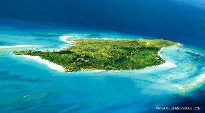 Richard Bransons Necker Island