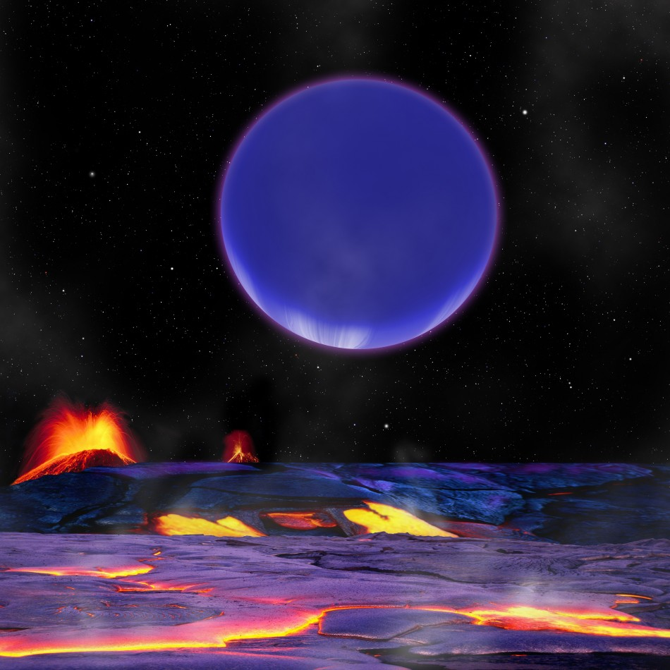 Earth-like Planet in a Orbital Tug-Of-War with a Much Larger Planet