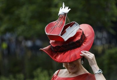 Royal Ascot 2012 Stylish Hats are back at Racecourse