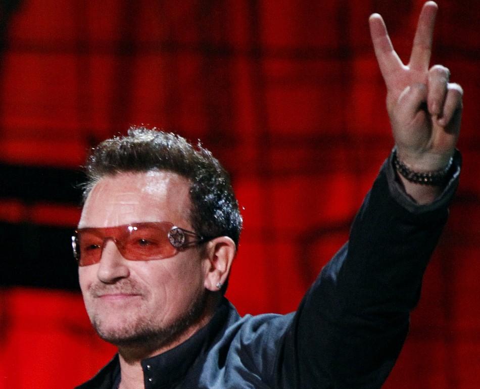 Oh no, Bono