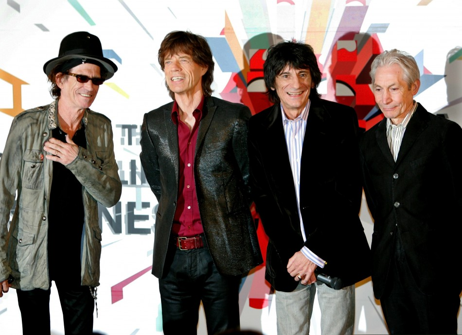 The Rolling Stones' Dutch courage