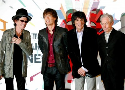 The Rolling Stones Dutch courage