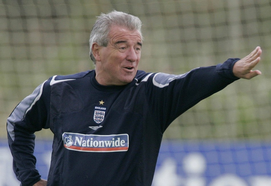 Own goal from Terry Venables
