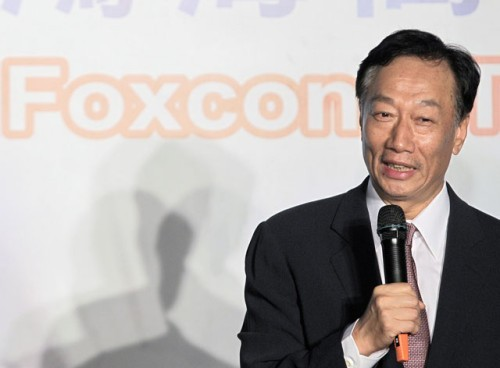 Terry Gou, Foxconn CEO