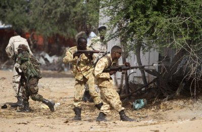 Somali Government Forces
